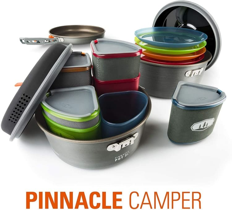 Mejor Untensilio de cocina para camping GSI Pinnacle Camper